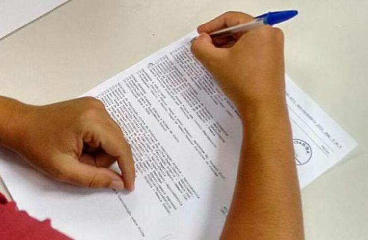 Provas serão aplicadas em Salvador e outras 26 cidades do estado - Foto: Iloma Sales | Ag. A TARDE