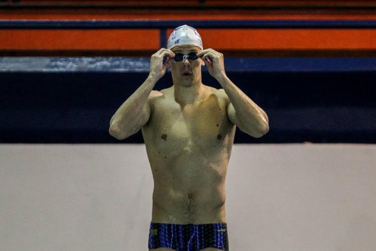 Campeão olímpico em 2008 aposta em um cenário vitorioso para o Brasil nas piscinas durante os próximos anos - Foto: Rafael Arbex