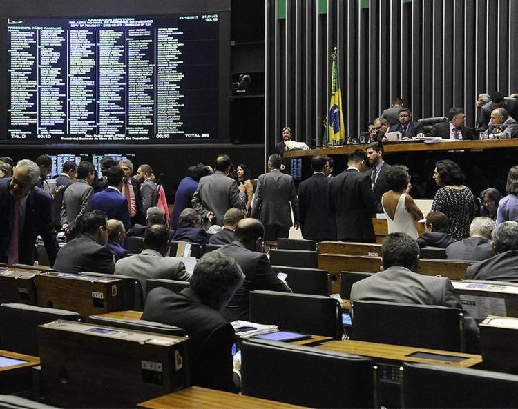 Proposta teve apoio de parlamentares de 11 partidos - Foto: Luis Macedo l Câmara dos Deputados