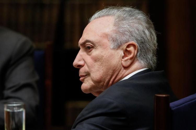 Presidente Michel Temer (MBD) é um dos alvos do inquérito - Foto: Alan Santos | PR