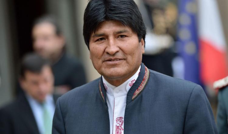 Em 6 de julho passado, a Procuradoria Geral da Bolívia tinha acusado Morales de supostos crimes de terrorismo   Foto: Arquivo   AFP - Foto: AFP