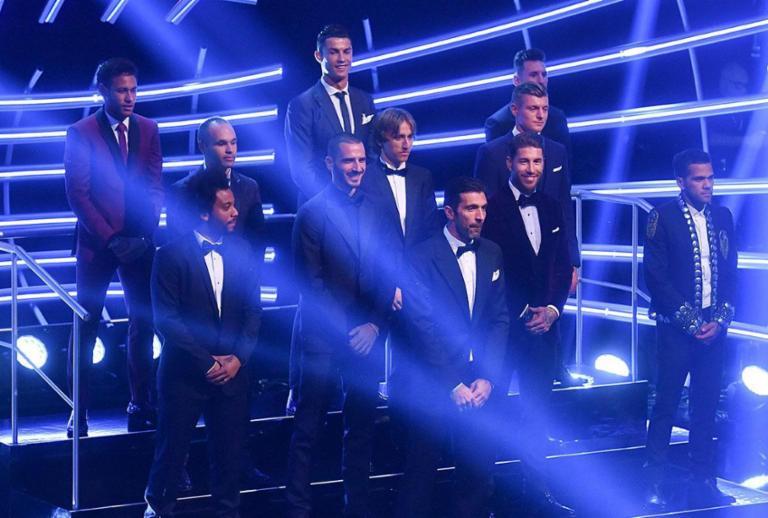 Neymar, Marcelo e Daniel Alves são eleitos para integrar seleção do mundo