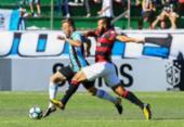 Vitória segura o Grêmio, empata e segue fora da zona da degola | Foto: