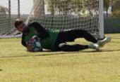 Fernando Miguel treina e deve jogar na quinta-feira | Foto: