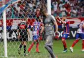 Bahia joga com autoridade, vence o Santos em casa e cola no G-7 | Foto: