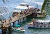 MP pede suspensão de tarifa cobrada a turistas em Morro de São Paulo e Barra Grande | Foto: