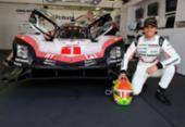 Alonso e o brasileiro Pietro Fittipaldi participam de teste do Mundial de Endurance | Foto: