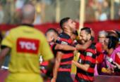 Vitória cede empate ao Cruzeiro no Barradão | Foto: