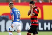 Leão vacila e leva empate do Cruzeiro no Barradão | Foto: