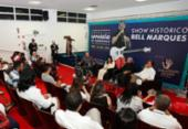 Bell faz show beneficente para ampliação de UTI do Aristides Maltez | Foto: