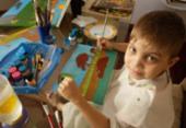 Garoto de 10 anos faz exposição para arrecadar dinheiro para despesas de cirurgia | Foto: