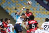 Flamengo vence de virada no Maracanã e leva vantagem para a volta na Colômbia   Foto:
