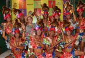 Bloco As Muquiranas lança fantasia em homenagem à Carmen Miranda | Foto: