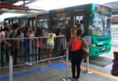 Após 4h de protesto, coletivos voltam a circular nas estações de Salvador | Foto: