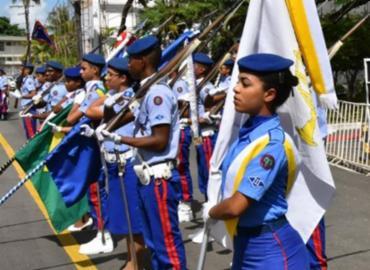 Inscrições para o Colégio da Polícia Militar seguem até 7 de janeiro - Foto: Claudionor Jr./GOVBA