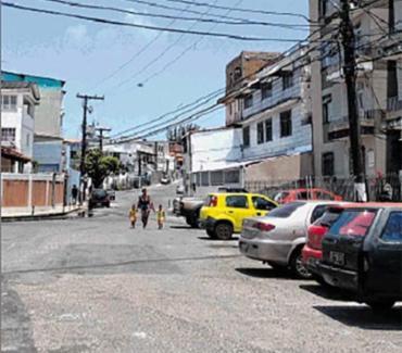 O Jardim Vera Cruz é uma localidade no IAPI de ruas tranquilas - Foto: Ag. A TARDE