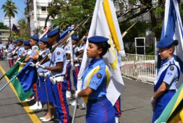 Colégio da Polícia Militar inscreve para processo seletivo | Claudionor Jr./GOVBA