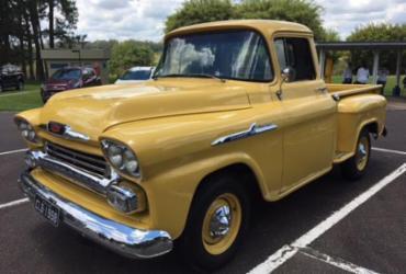 100 anos das Pickups Chevrolet