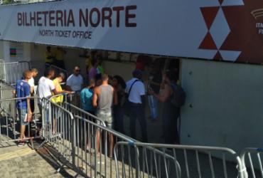 Bahia x Atlético-MG: mais de 20 mil garantidos para domingo