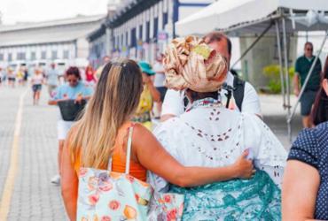 Turistas que aportam no Porto de Salvador a partir do dia 15 serão recebidos com receptivo especial