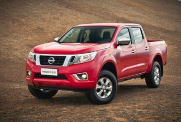 Nissan Frontier ganha nova versão SE por R$150.990