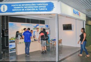 Novo posto de atendimento ao turista é inaugurado no aeroporto de Salvador