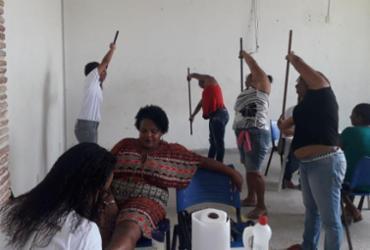 Pescadoras do Sertão do São Francisco recebem atendimento médico gratuito