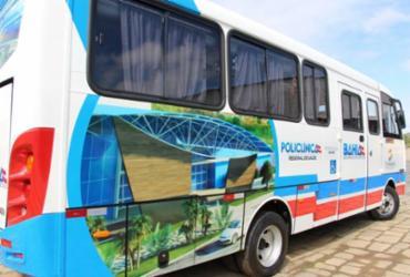 Micro-ônibus vão garantir transporte gratuito para pacientes das policlínicas regionais