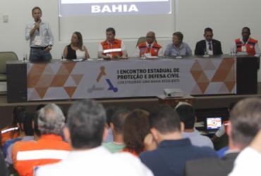 1º Encontro Estadual de Proteção e Defesa Civil reúne prefeitos no CAB