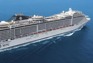 Temporada de cruzeiros marítimos na Bahia inicia nesta quarta-feira