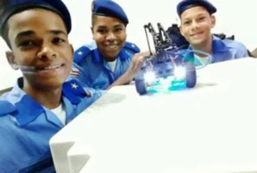 CPM de Jequié é destaque em robótica Vila da Ciência da UESB