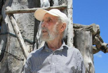 Morre, aos 96 anos, o escultor Frans Krajcberg
