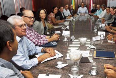 Pacificação em Correntina é discutida na governadoria do Estado