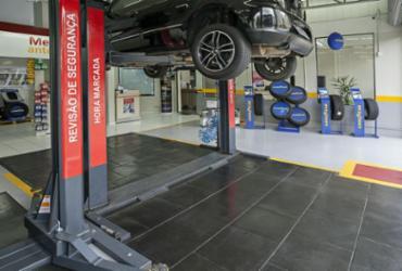 Alinhamento de pneus: Quando fazer?
