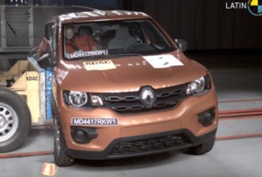 Renault Kwid supera Ka e Onix no Latin NCAP: entenda