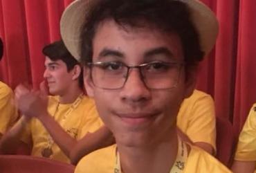 Estudante de Araci ganha medalha de ouro na Olimpíada Brasileira de Matemática