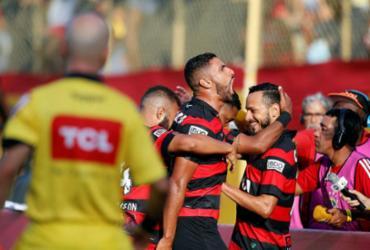 Vitória cede empate ao Cruzeiro no Barradão
