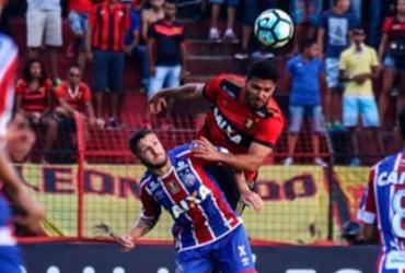 Derrota para o Sport deixa Bahia mais longe da Libertadores