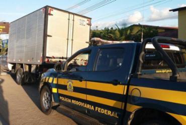 Caminhoneiro embriagado é preso em flagrante pela PRF em Itabuna