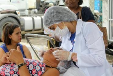 Feira de Saúde e Cidadania recebe mais de seis mil moradores de Teixeira de Freitas e região