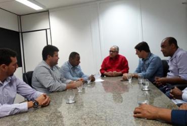 Prefeito de Lafaiete Coutinho solicita melhorias para o município