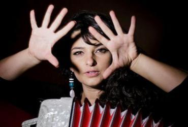 A cantora apresenta o show Vinda da Ida nesta quarta no Teatro Vila Velha - Tiago Lima | Divulgação