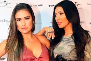 Simaria, da dupla com Simone, ficou afastada por conta de uma infecção aguda - Reprodução | Instagram