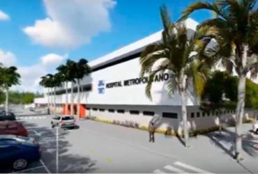 Obras do Hospital Metropolitano começam no dia 4 de dezembro, diz governador