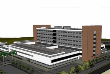 Obras do Hospital Metropolitano serão iniciadas no mês que vem