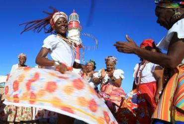 Grupo cultural é a principal atração do espetáculo na Caixa Cultural - Joá Souza | Ag. A TARDE