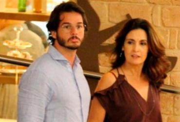 Fátima Bernardes é flagrada em clima de romance com novo affair