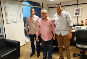 Prefeito de Souto Soares pede a pavimentação de trecho da BA-427