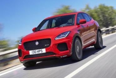 Jaguar apresenta E-Pace no Brasil