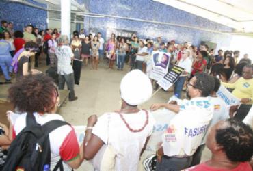 Comunidade da Ufba realiza plenária após ameaça de morte a professora